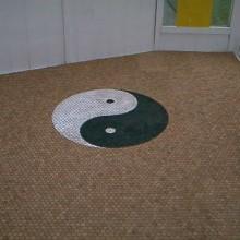 mosaic-unfinished-Versacork Ying Yang Stain